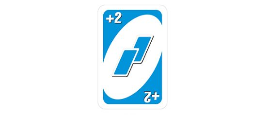 lá bài draw 2 cards trong game uno