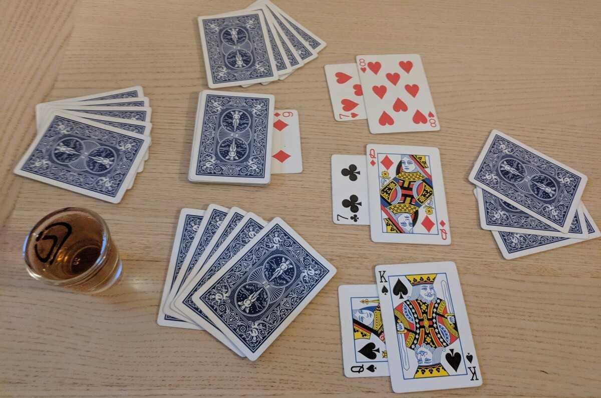 luật chơi bài tấn