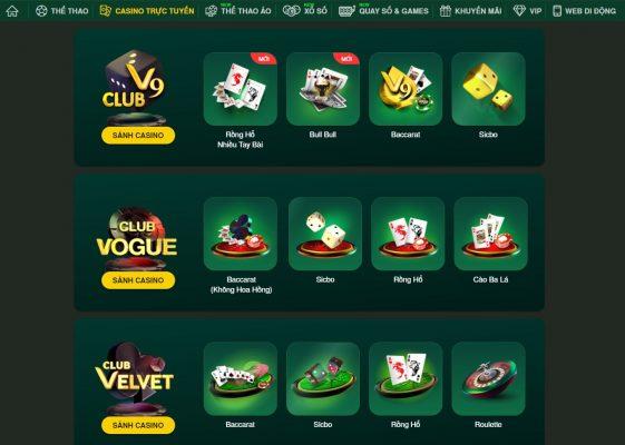 TOP 10 trang nhà cái cá cược uy tín số 1 Việt Nam và Châu Á v9bet