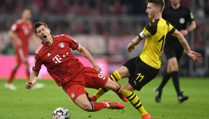 Soi kèo Bayern vs Dortmund