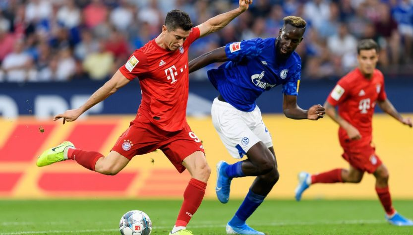 Soi kèo Bayern vs Schalke
