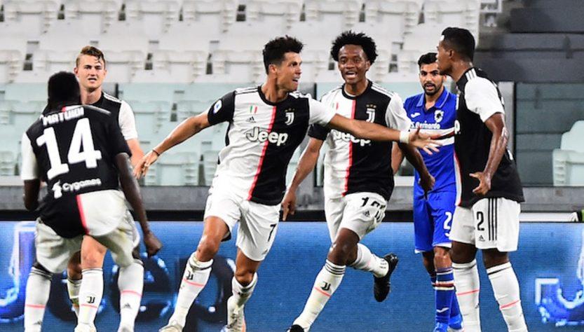 Soi kèo Juventus vs Sampdoria