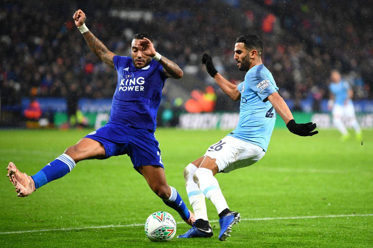 Soi kèo Man City vs Leicester