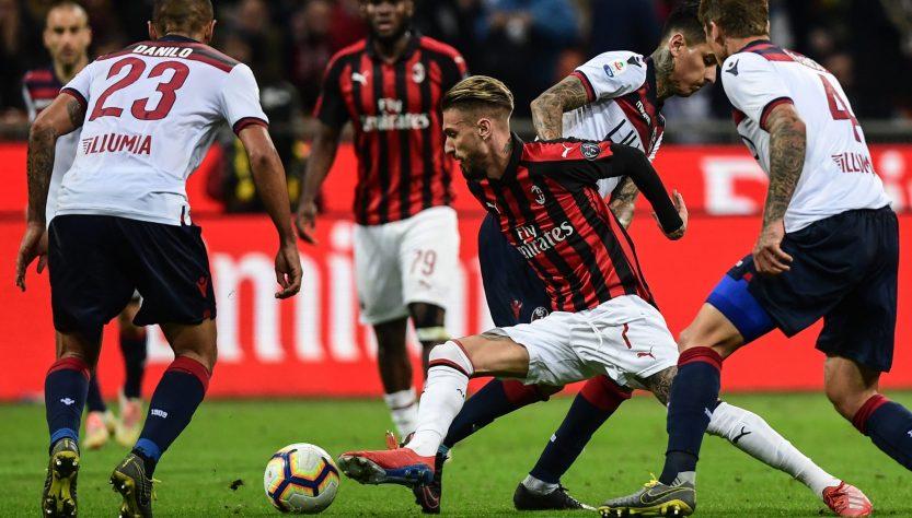 Soi kèo Milan vs Bologna