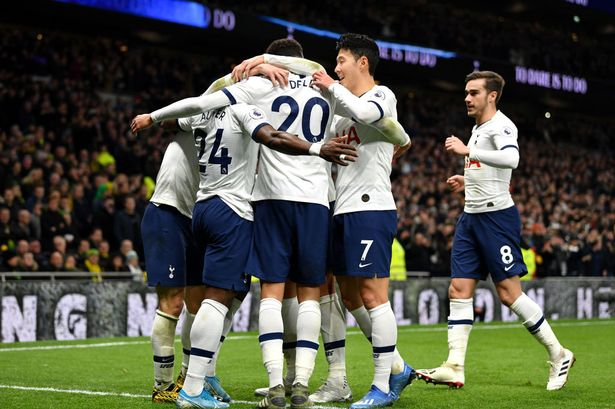 Soi kèo Shkendija vs Tottenham