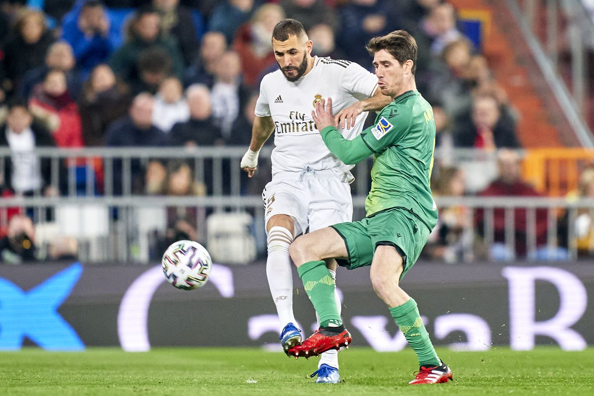Soi kèo Sociedad vs Real Madrid