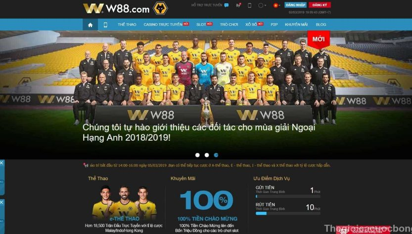 TOP 10 trang nhà cái cá cược uy tín số 1 Việt Nam và Châu Á