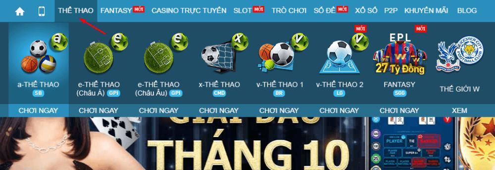 cách chơi cá cược quần vợt online tại nhà cái w88