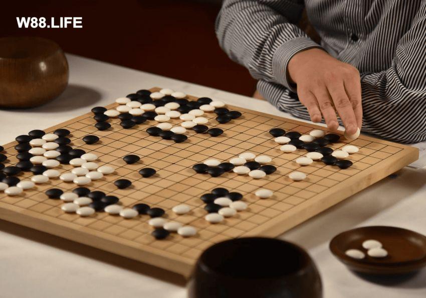kinh nghiệm chơi cờ vây online