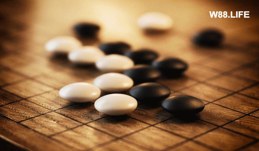 cách chơi cờ vây online