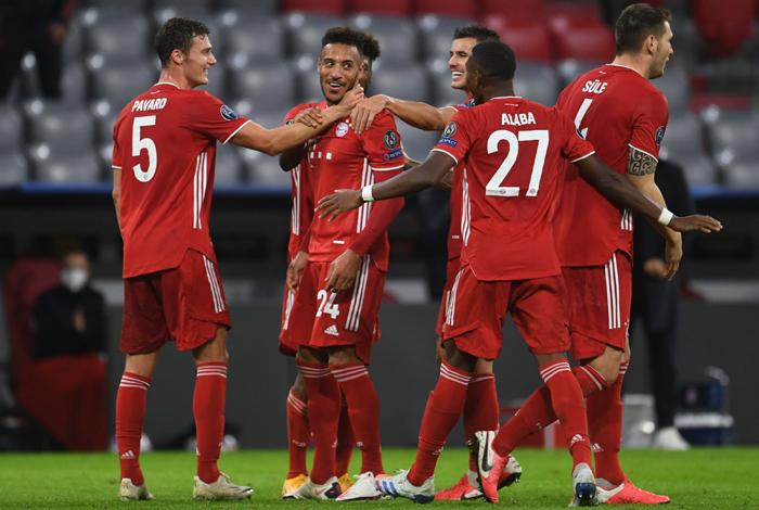 Soi kèo Lokomotiv Moscow vs Bayern
