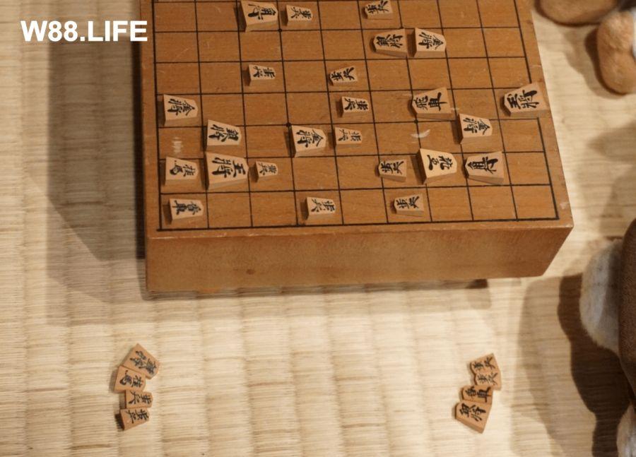 mẹo chơi cờ shogi nhật bản