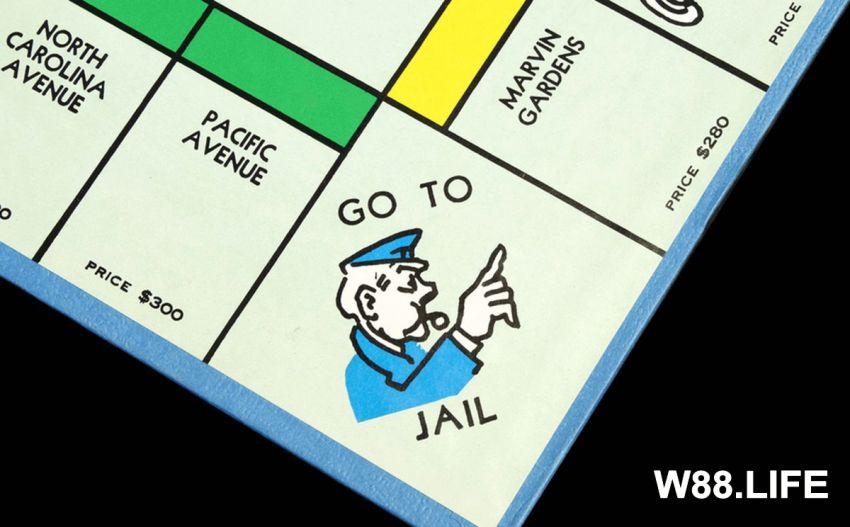 các ô trong game cờ tỷ phú monopoly