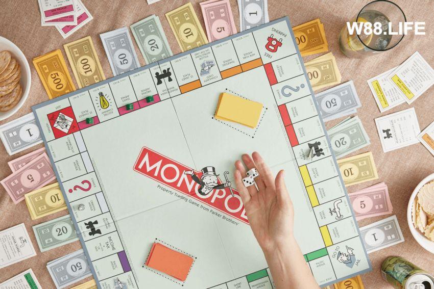 cờ tỷ phú monopoly là gì