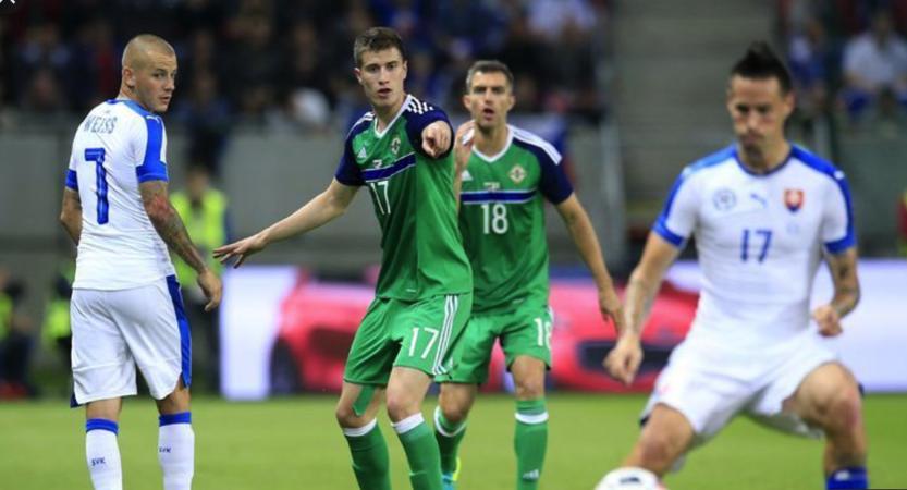 Soi kèo Bắc Ireland vs Slovakia