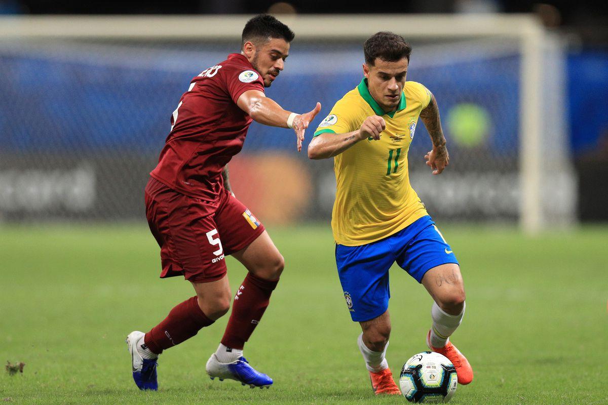 Soi kèo Brazil vs Venezuela