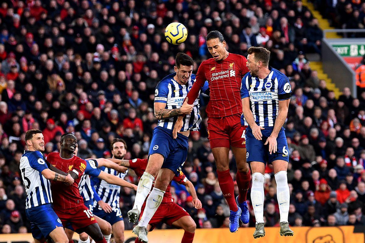 Soi kèo Brighton vs Liverpool