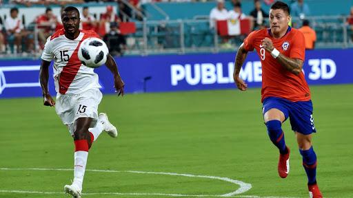 Soi kèo Chile vs Peru