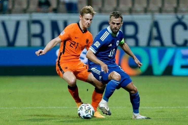 Soi kèo Hà Lan vs Bosnia