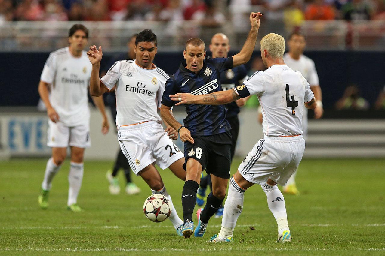 Soi kèo Real Madrid vs Inter