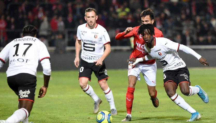 Soi kèo Strasbourg vs Rennes