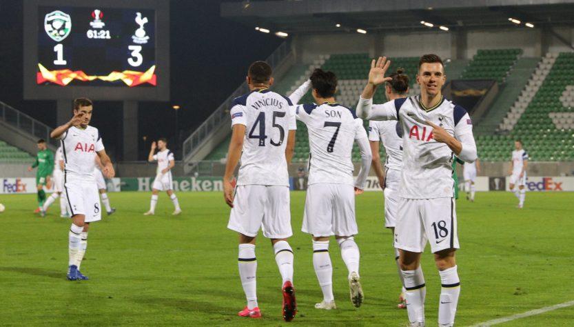 Soi kèo Tottenham vs Ludogorets