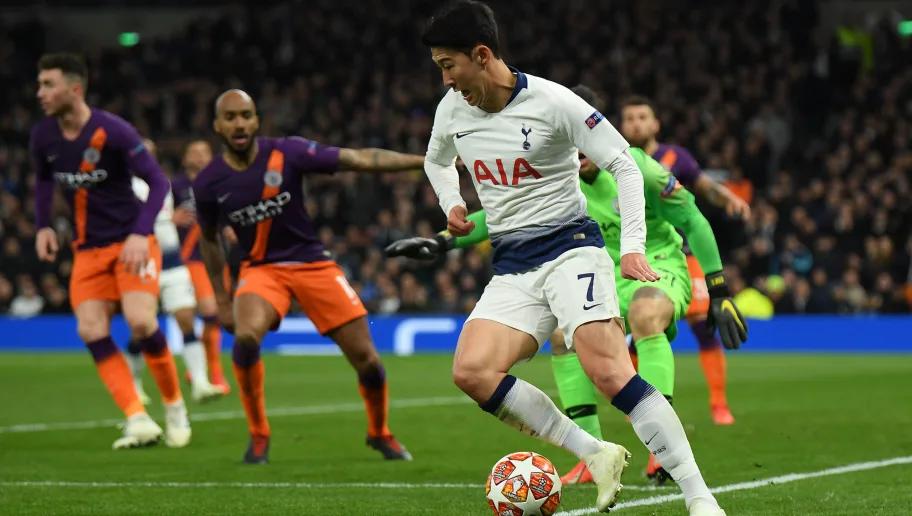 Soi kèo Tottenham vs Man City