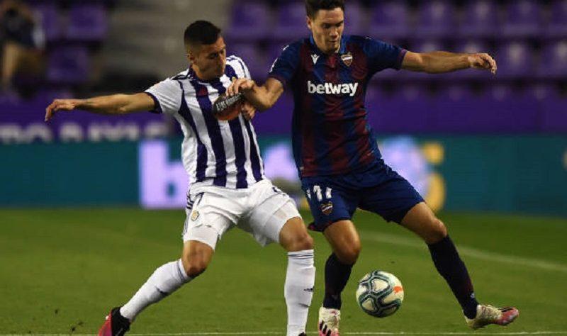 Soi kèo Valladolid vs Levante