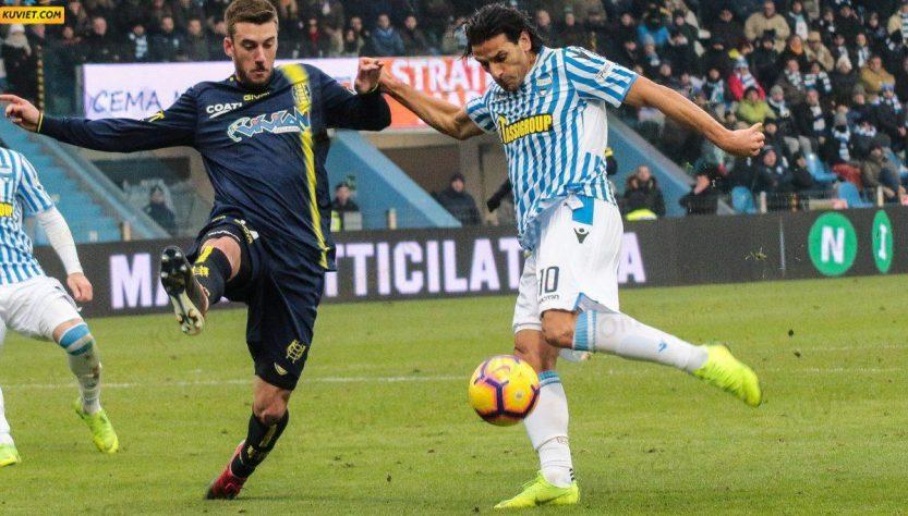 Soi kèo Verona vs Benevento