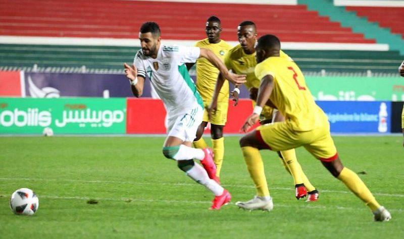 Soi kèo Zimbabwe vs Algeria, 20h00 ngày 16/11 - Giải CAN 2019