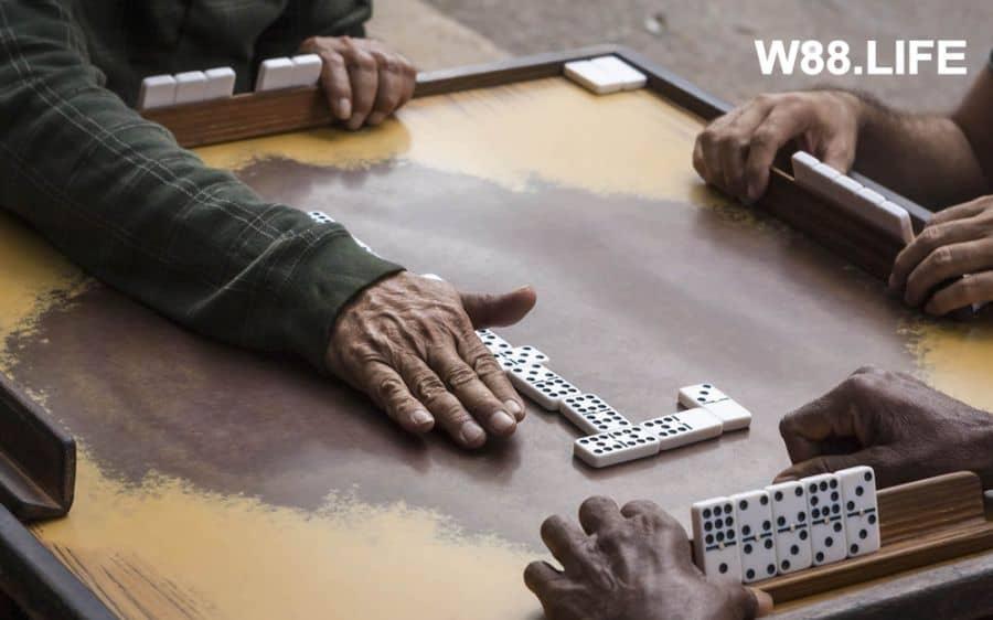 mẹo chơi domino game