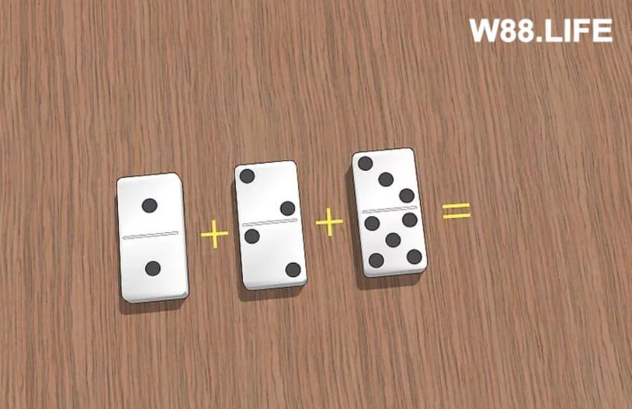 cách tính điểm trong cờ dominoes game