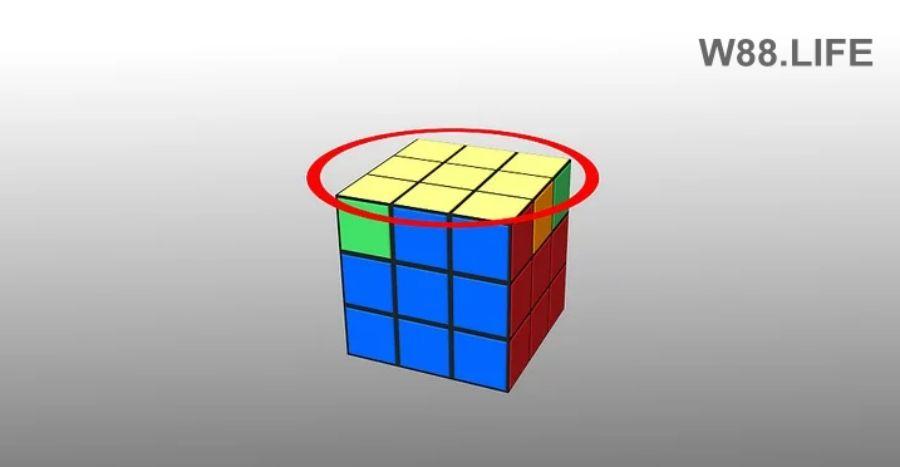 công thức xoay rubik 3x3 tầng 3