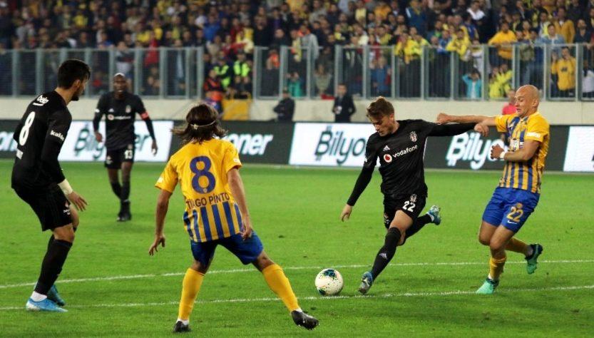 Soi kèo Ankaragucu vs Besiktas