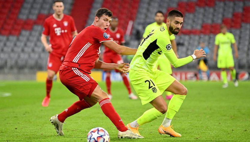 Soi kèo Atletico Madrid vs Bayern