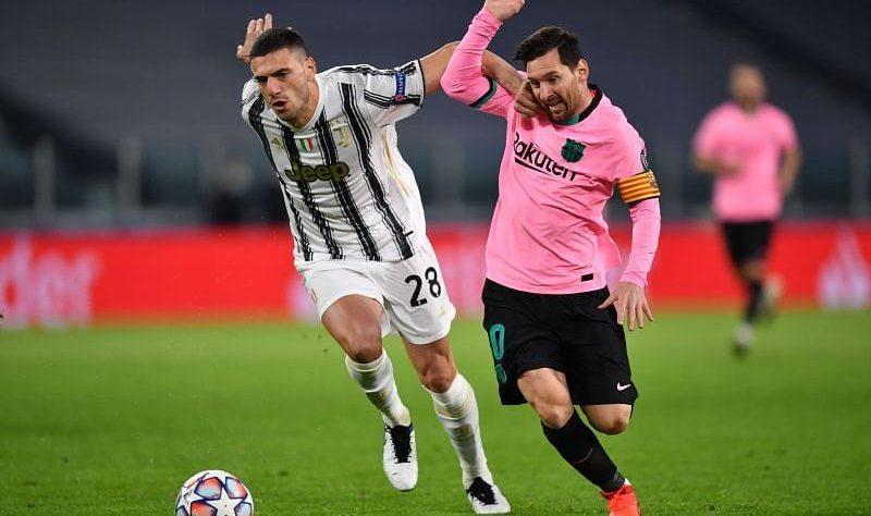 Soi kèo Barcelona vs Juventus