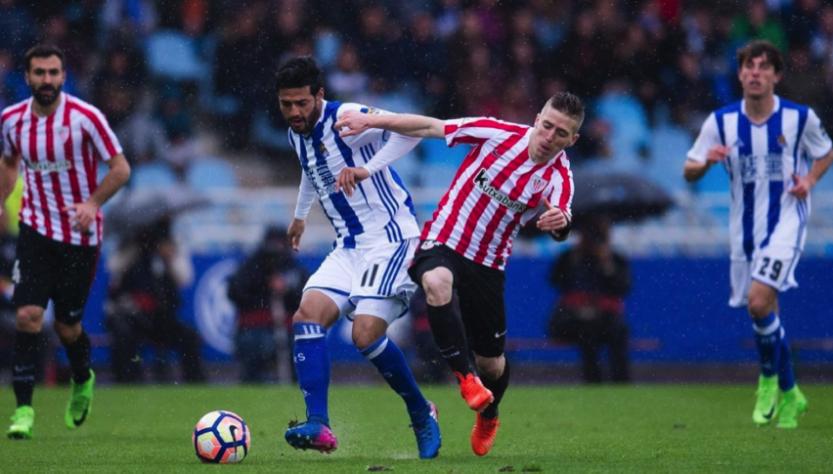 Soi kèo Bilbao vs Sociedad
