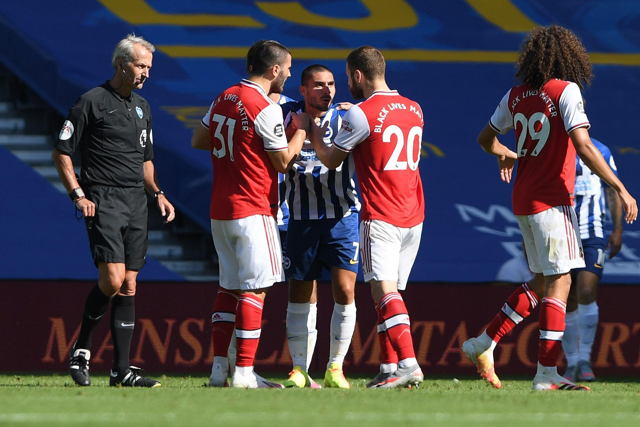 Soi kèo Brighton vs Arsenal