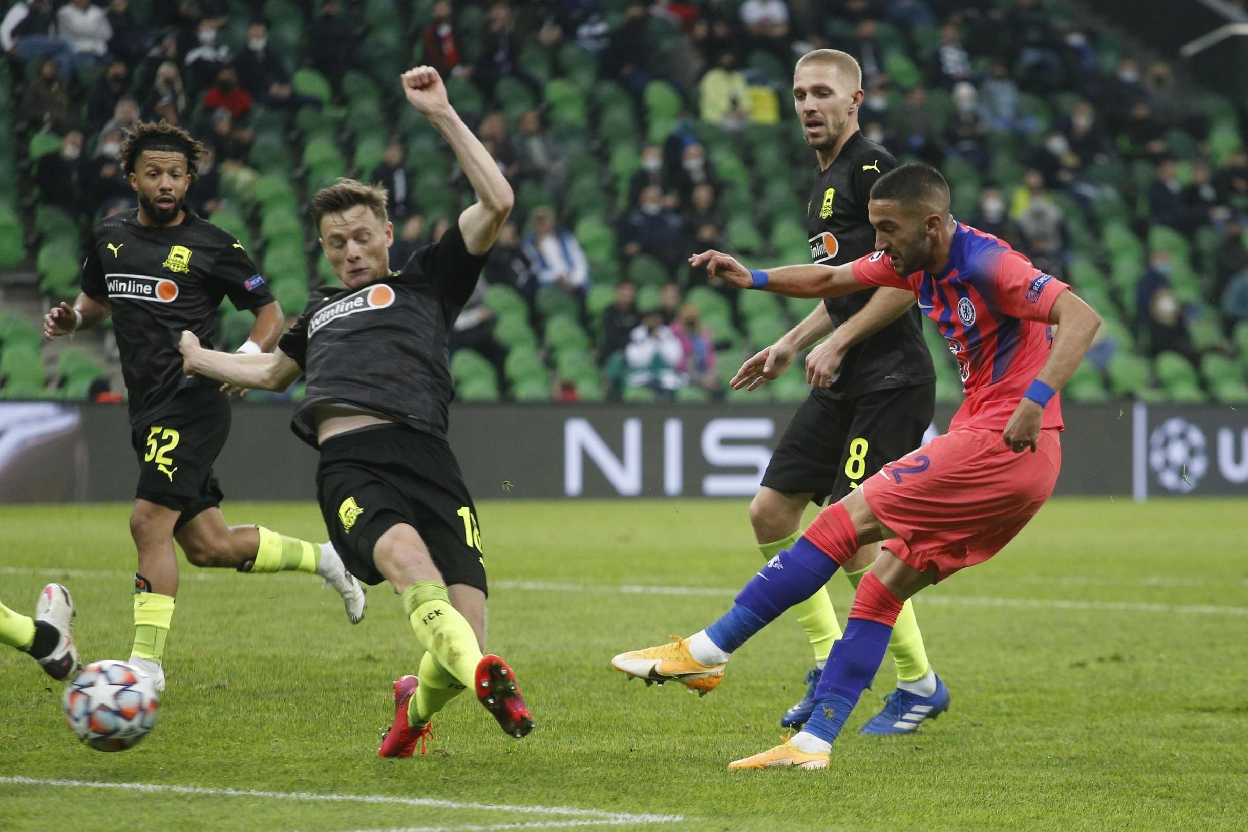 Soi kèo Chelsea vs Krasnodar