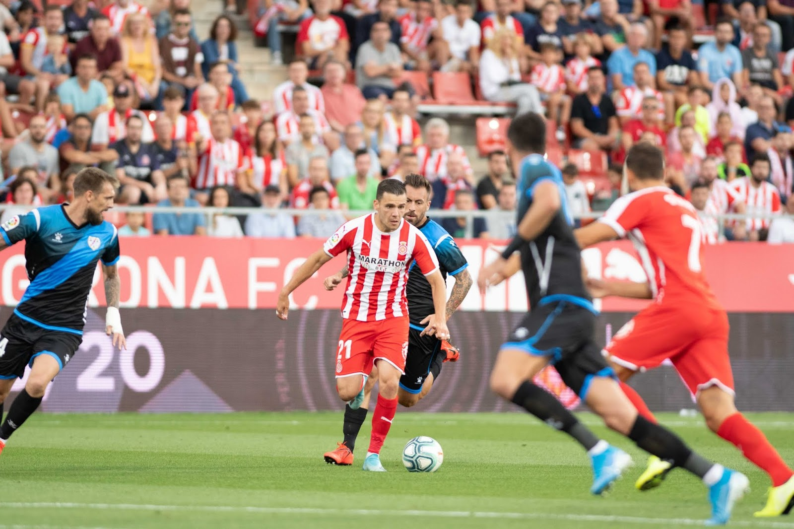 Soi kèo Girona vs Vallecano