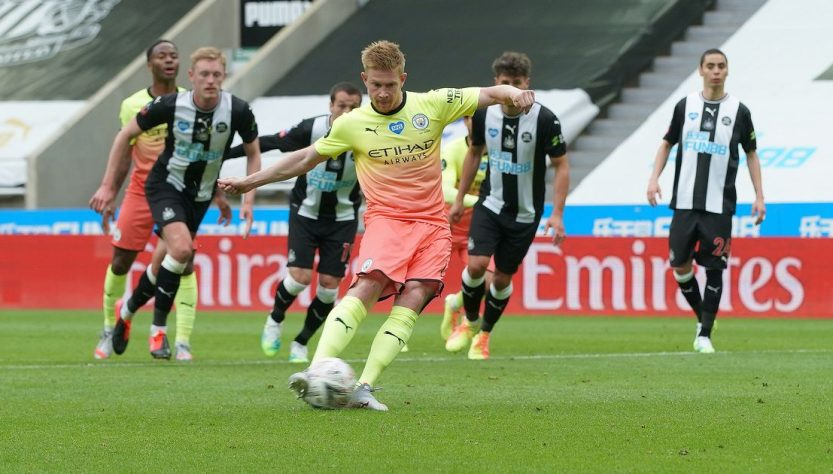 Soi kèo Man City vs Newcastle