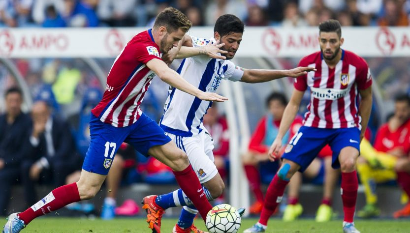 Soi kèo Sociedad vs Atletico Madrid