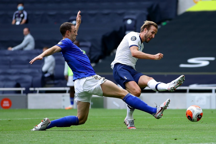 Soi kèo Tottenham vs Leicester