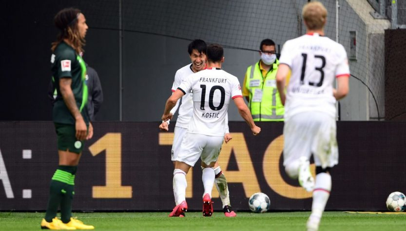 Soi kèo Wolfsburg vs Frankfurt
