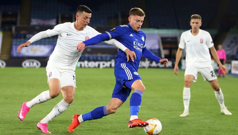Soi kèo Zorya vs Leicester