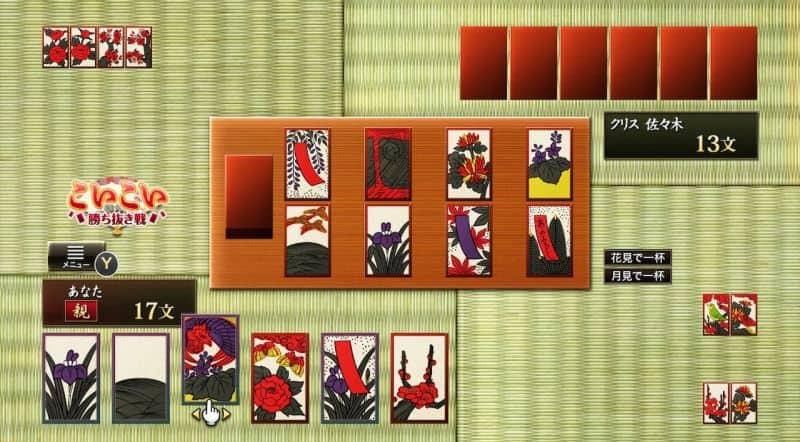 kinh nghiệm chơi bài hoa hanafuda online