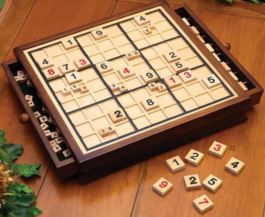 cách chơi sudoku