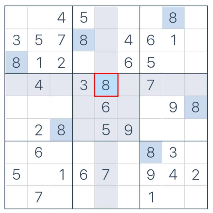 mẹo chơi sudoku