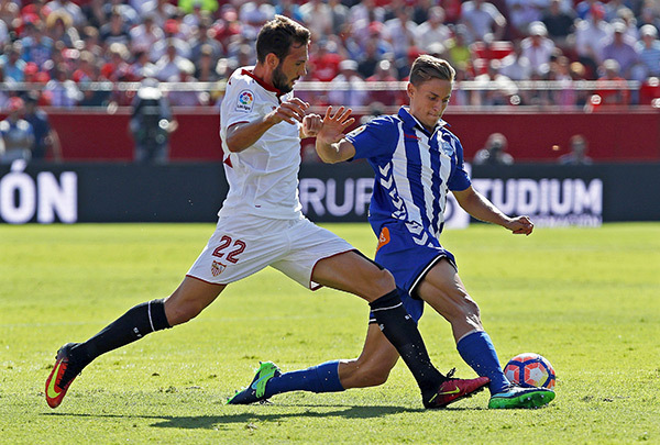 Soi kèo Alaves vs Sevilla