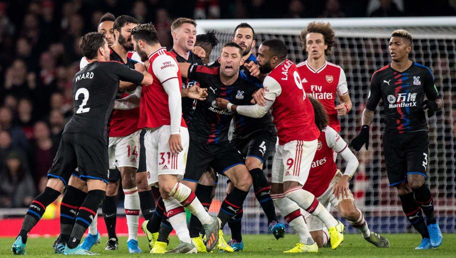 Soi kèo Arsenal vs Crystal Palace